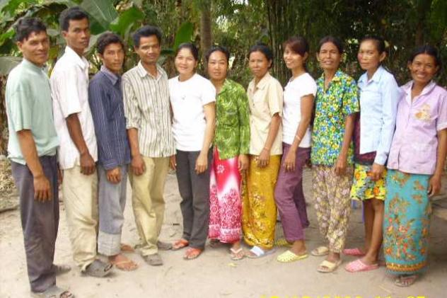 Sopheap's Group