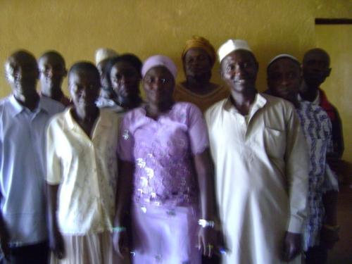 Siaka O.'s Group