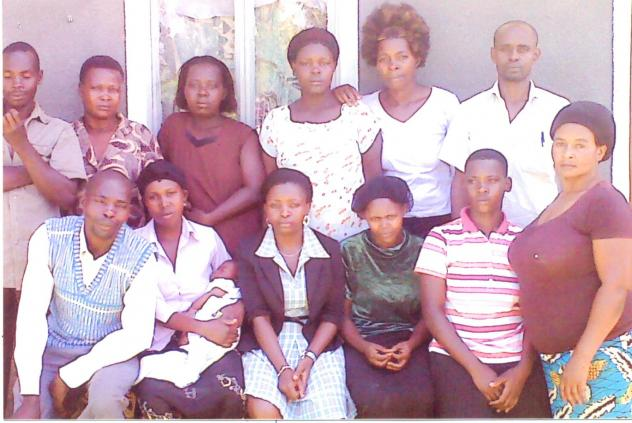 Mirembe Women Group