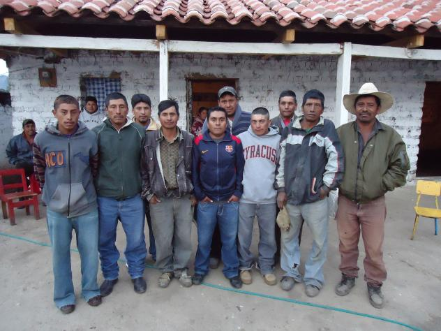 Agricultores Capellania Iii Group