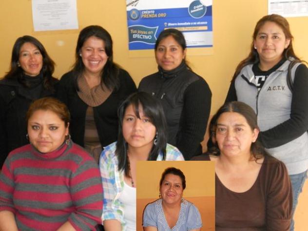 Las Optimistas  (Cuenca) Group