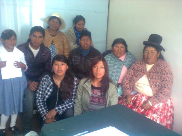 Mujeres Vencedoras Group
