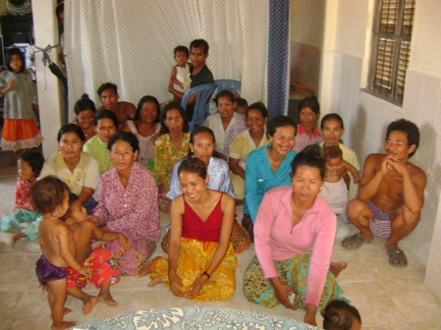 Mrs. Phin Dim Village Bank Group