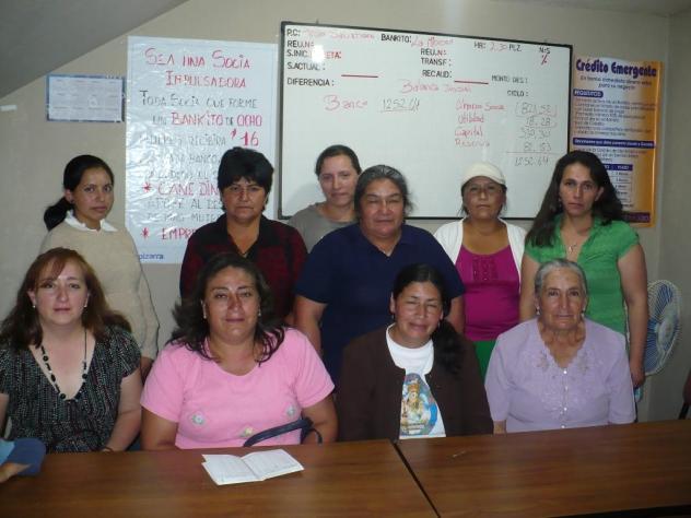 La Merced (Cuenca) Group