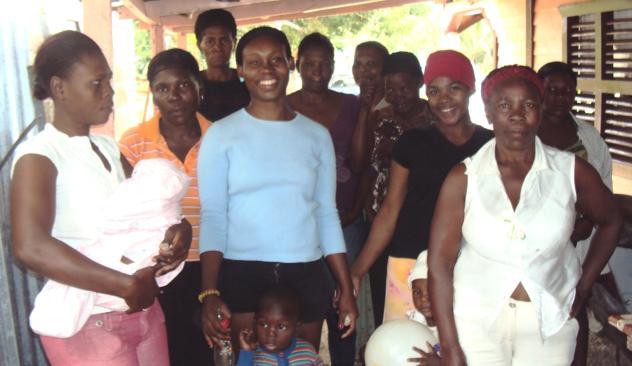 Union De Mujeres En Desarrollo Group