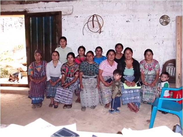 Mujeres De Chonima Group