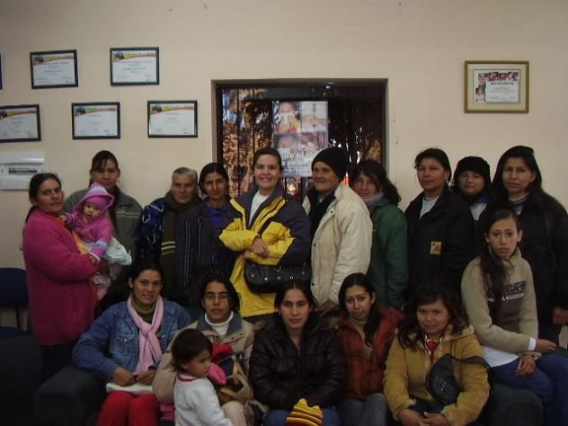 María Auxiliadora Group