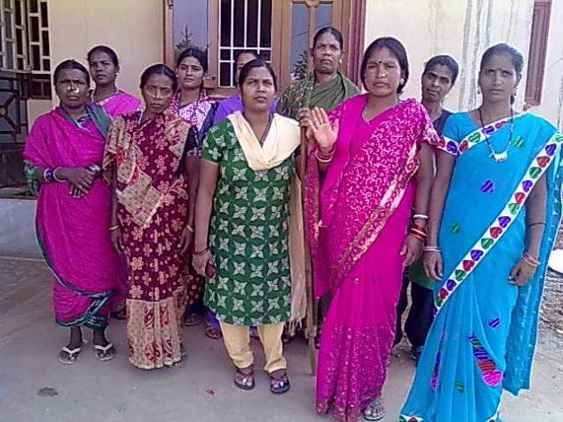 Maa Bhairavi Shg Group