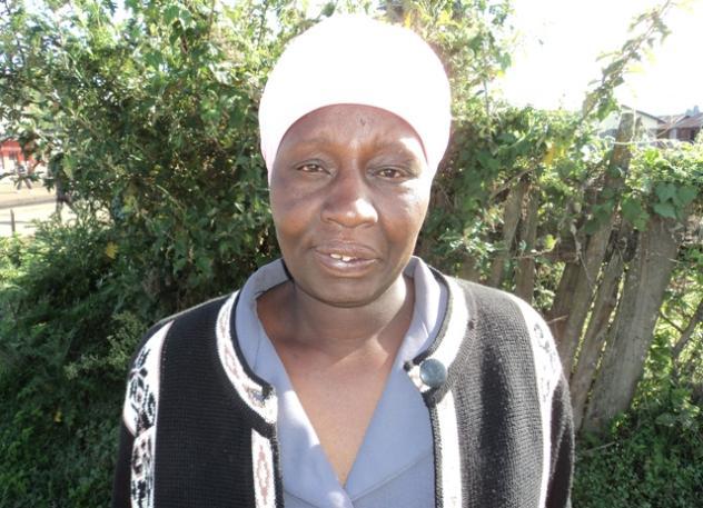 Annah Muthoni