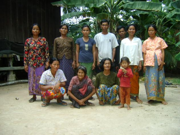 Mrs. Pok Khiev Village Bank Group