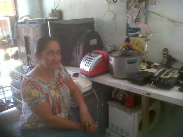 Ángela Del Rosario