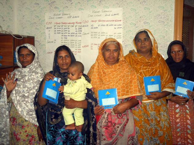 Razia Allah Wasaiya's Group