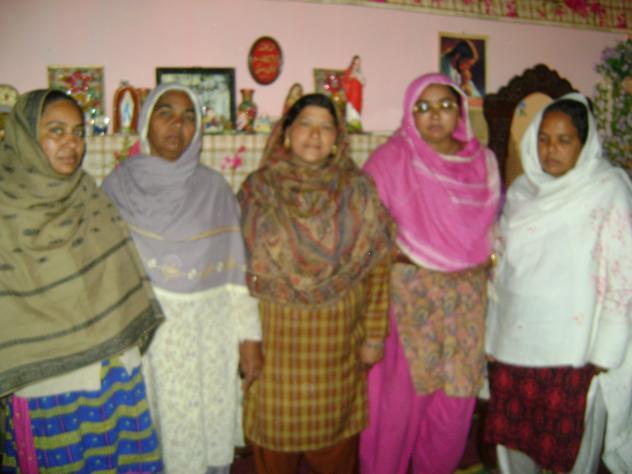 Shamim Aslam Masih Group