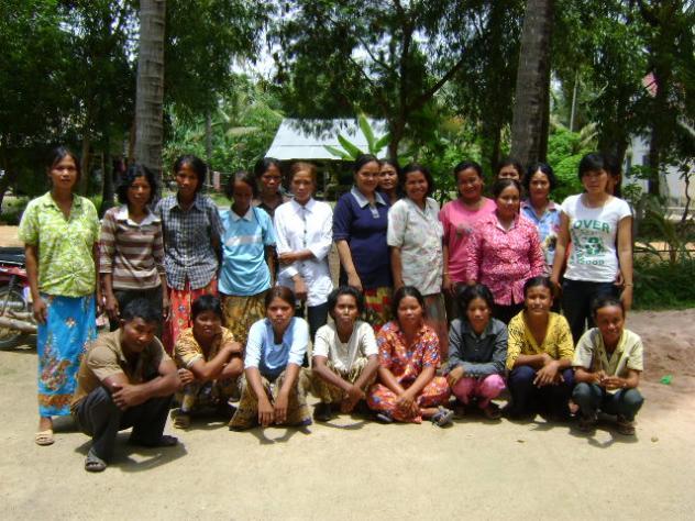 Mrs. Sam Kory Village Bank Group