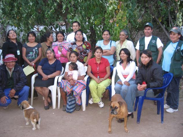 San Antonio De Luricocha Group