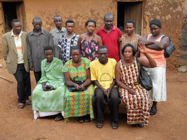 Kabungo Women's Group - Ntungamo