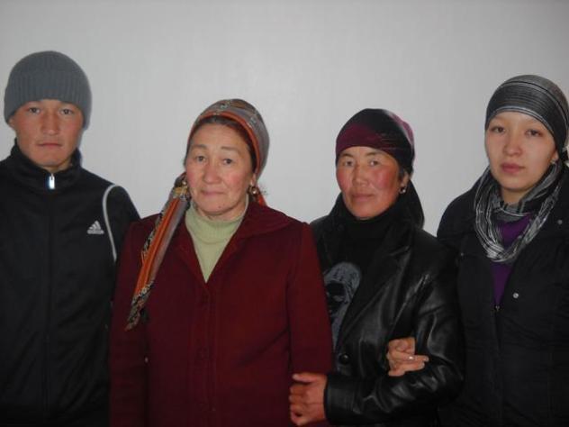 Bermet's Group