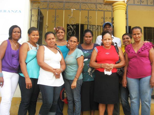 Vecinas Unidas 1 & 2 Group