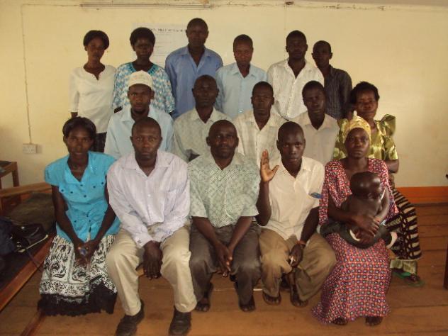 Bbogo Women's Group 2, Lugazi