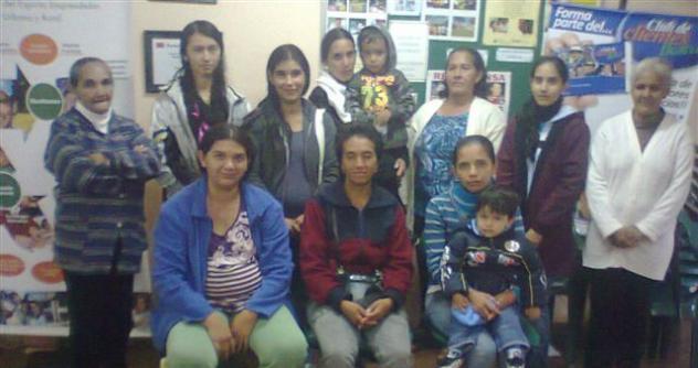 Virgen De Los Remedios Group