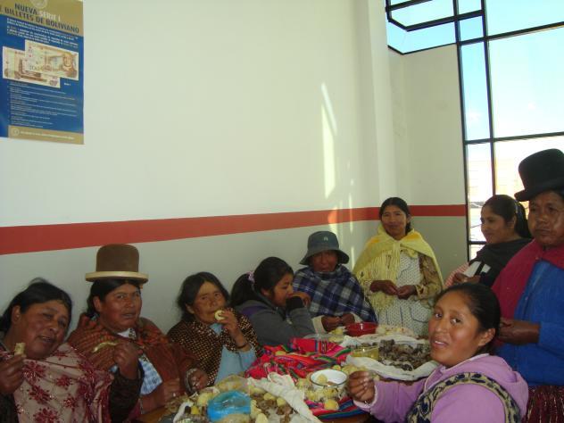Mayaqui Sartasiñani Group