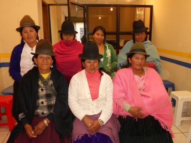 Entrada A Chunazana  (Nabón) Group