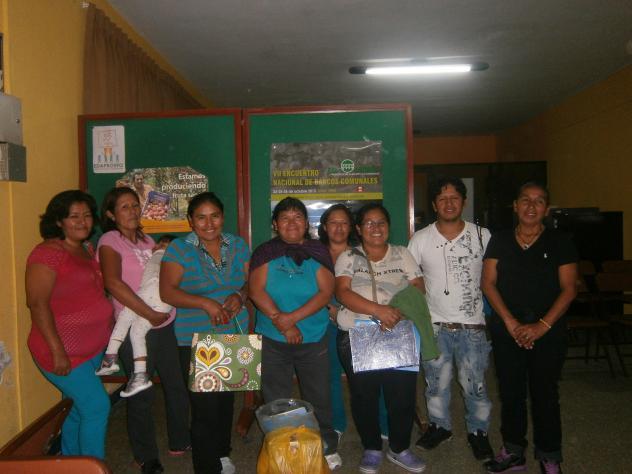 Luchadoras De Yanacot Group