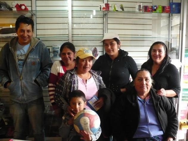 Cumbe Centro (Cuenca) Group