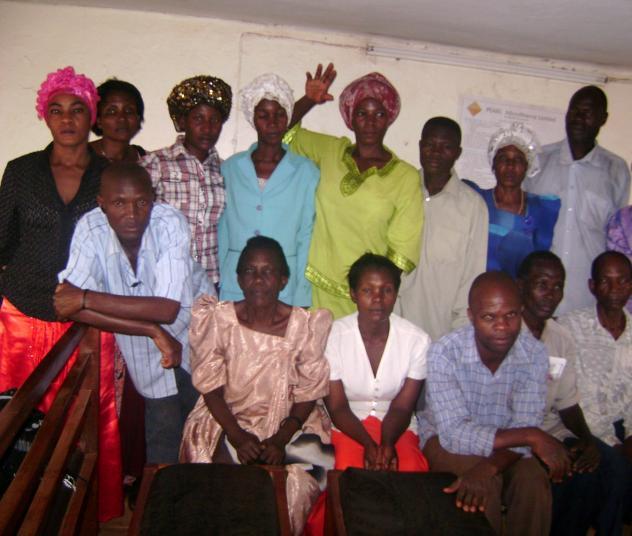 Kisimba Women's Group-Lugazi