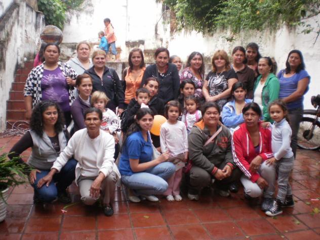 Las Tejedoras Group