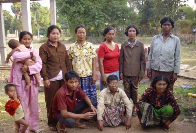 Mrs. Lun Phoung Village Bank Group