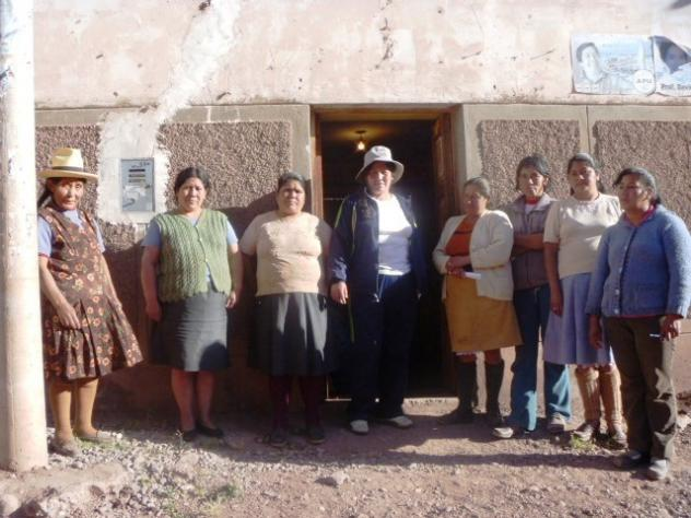 Puka Pukayoq Group