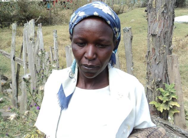 Julia Nyambura