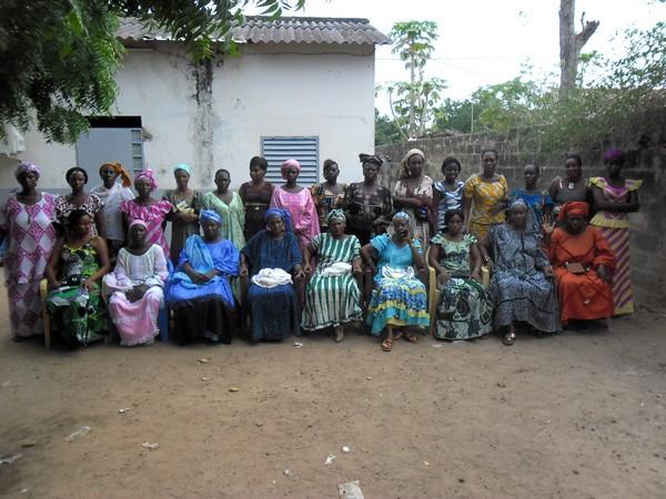 Safiatou's Group