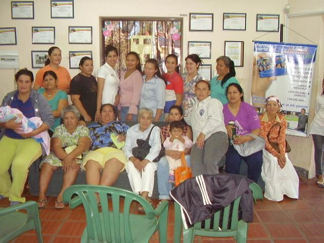 Mujeres Activas Group