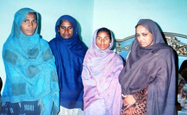 Shahnaz Sabir Masih Group