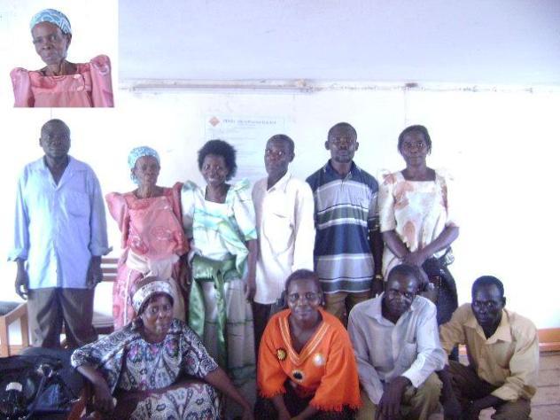 Kwesitukira Group, Lugazi