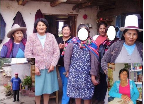 Señor De Ccoyllority De Yungaqui Group