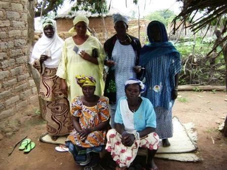 Djidja (Courage) Group