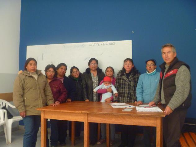 Qochasaywas Group