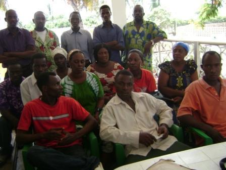 Umoja Charambe Group