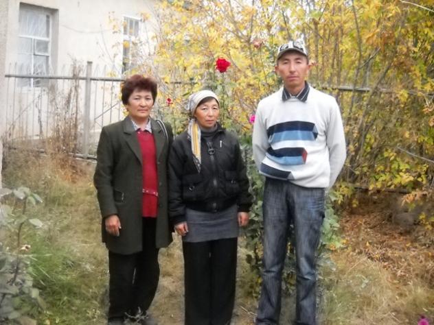 Damira's Group