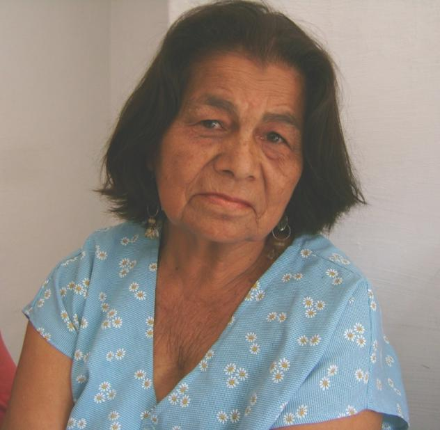 Vicenta De Los Angeles
