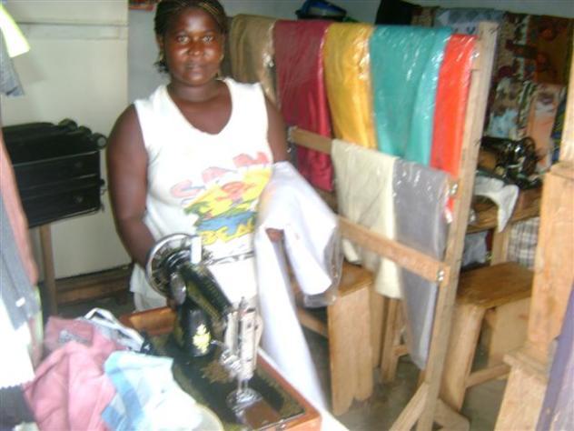 Victoria  Afiewa Maame