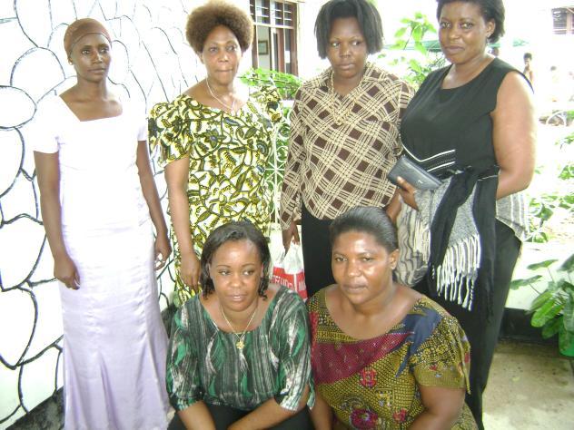 Charity's Mpakani Group