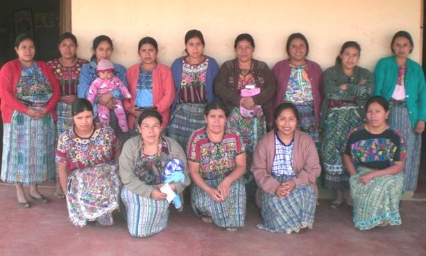 Mujeres Rukux Ulew Group