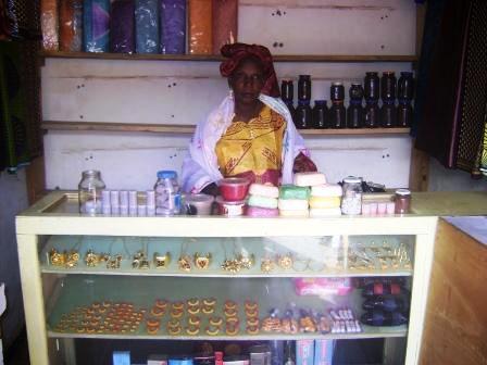 Fatoumata Modibo