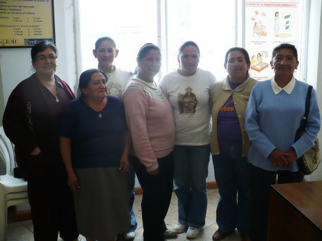 Mujeres De Combate (Cuenca) Group