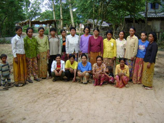 Mrs. Phan Chheun Village Bank Group