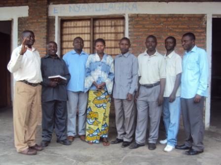 Ep Nyamulagira Group